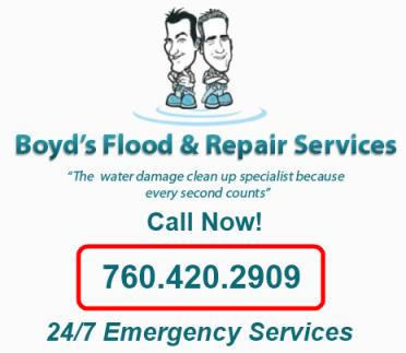 Rancho Bernardo CA Water Damage Restoration